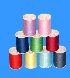 SEWING THREAD BIG ROLLS WHOLESALE LOT OF 3600PC