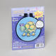 Lot of 144 Stamped Cross Stitch For Kids Glow In The Dark Turtle