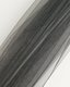 "54"" Tulle fabric 40 Yards Wedding, Craft Net Black Color"